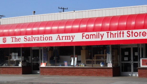 Salvation Army Family Thrift Stores Near Me