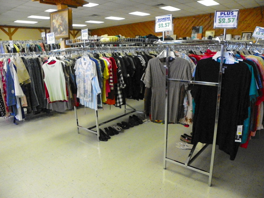 Local Thrift Stores in Washington Thrift Shop Locations