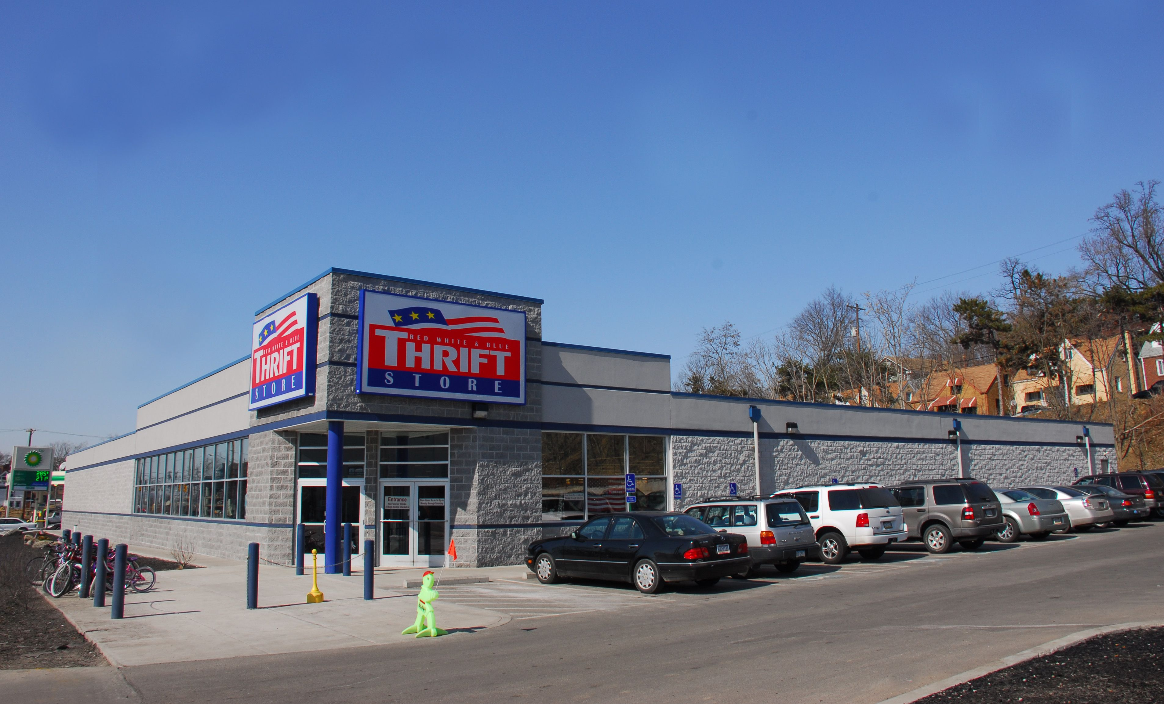 Jacksonville, Florida Red White and Blue Thrift Stores in ... - photo#3